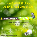 Have youself an Alien Little Christmas