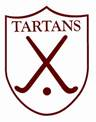 Tartans Hockey Logo