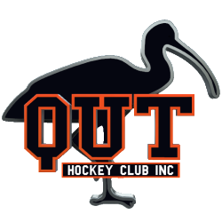 QUT Hockey Club Inc. Logo
